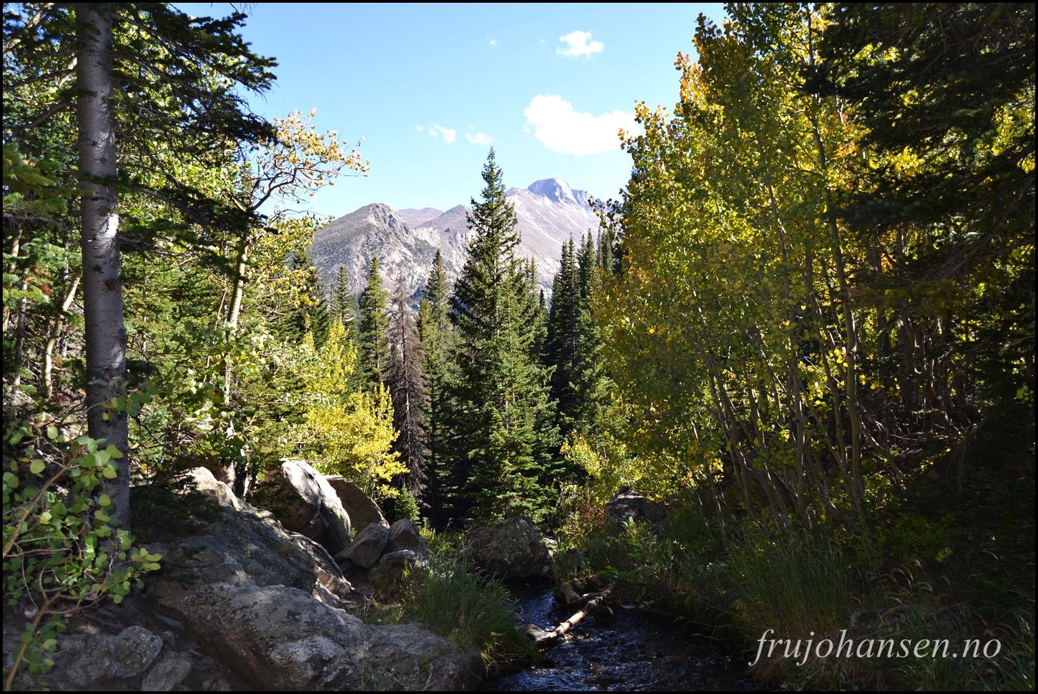 Opplev Rocky Mountains