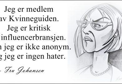 Om hat, løgn og forfatterskap